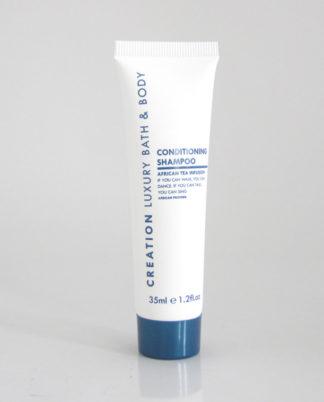 Creation Blue 35ml Tube Shampoo (Pack 30, Box 98)