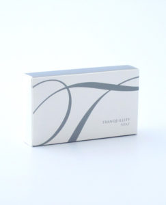 Tranquility 35g Boxed Soap (Pack 64, Box 128)