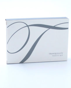 Tranquility Vanity Kit (Pack 25, Box 250)