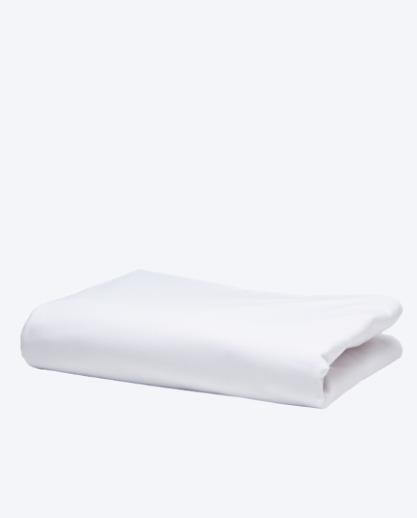 White Fitted & Flat Sheets